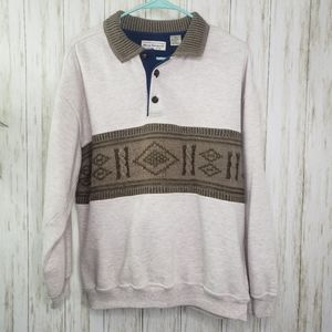 Vtg norm Thompson sweater